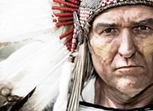 Почему краснокожие индейцы снимают скальп?