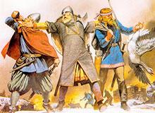 Посещали ли викинги Америку?