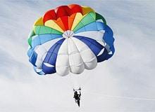 Как устроен парашют?