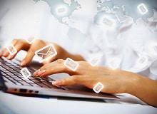 Электронная почта это отправка писем через Интернет