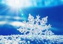 Все ли снежинки одинаковые?