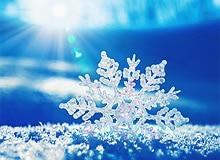 Все ли снежинки одинаковые или не повторяются.