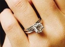 Обручальное кольцо на левой руке что символизирует.