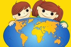 Детский атлас — окно в огромный мир