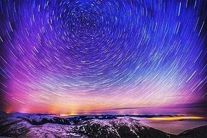 Что такое полярная звезда и почему она не движется на небе?