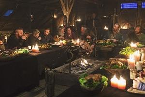 Что ели викинги и как готовили себе пищу.