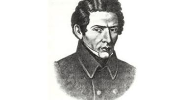 Русский математик Николай Лобачевский