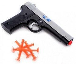 Виды игрушечного оружия