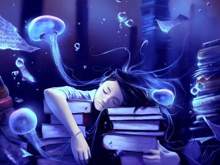 обработка информации во сне